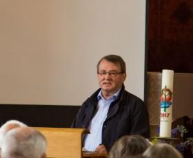 Bürgermeister Günter Schmidt